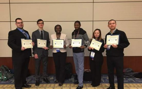 $5,000 Fellowship Awarded to CCP Students
