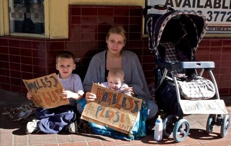 Homeless Children: A Sad Epidemic