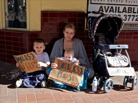 Homeless Children: A Sad Epidemic