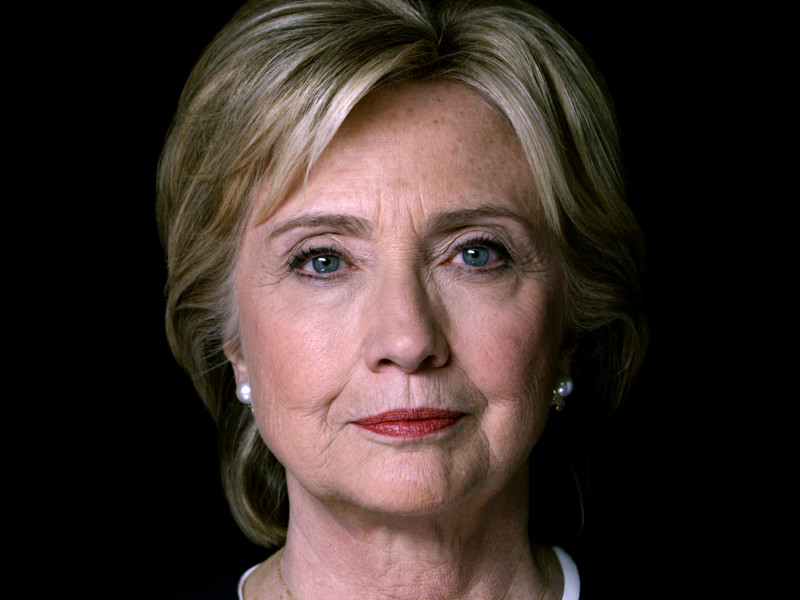 I'm With Her. Regarding our Nation's Biggest Issues, Hillary is the Only Choice