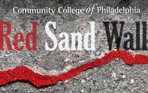 Red Sand Walk for Human Trafficking Awareness