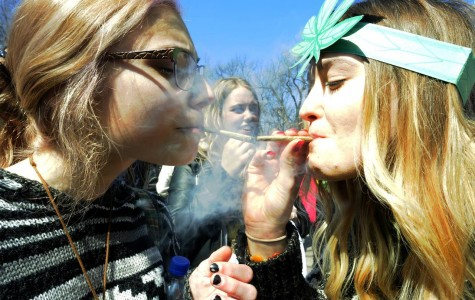 Year After City Changes Law, CCP Students Favor Legal Pot