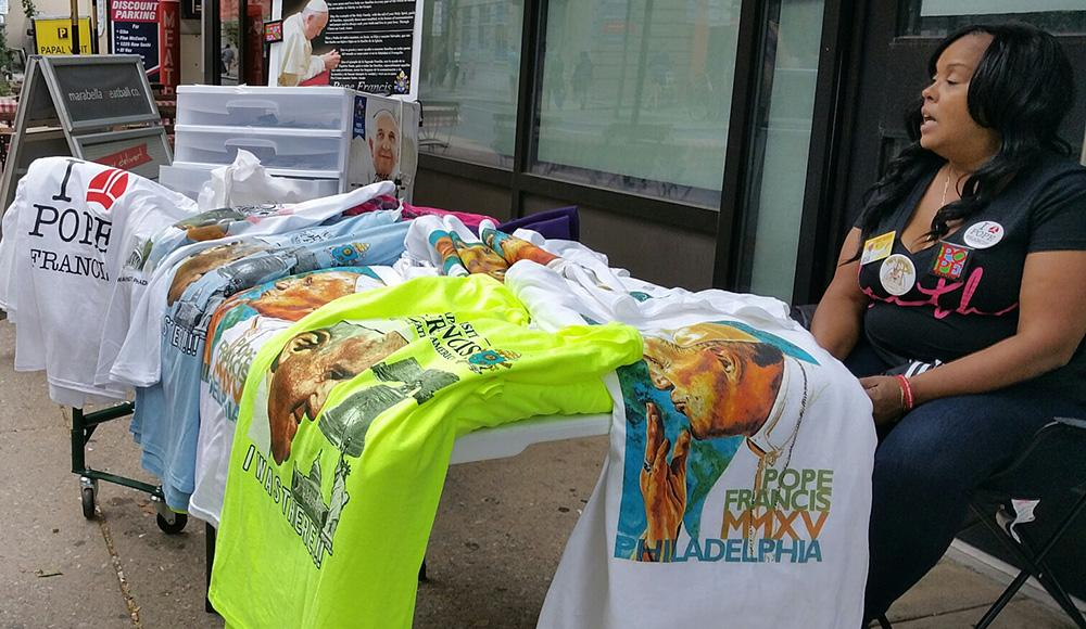 Philly Pope Festivities Flops for Local Businesses