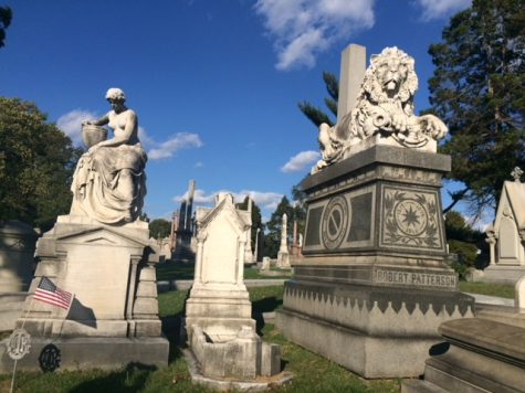 Haunted House Review: Laurel Hill Cemetary