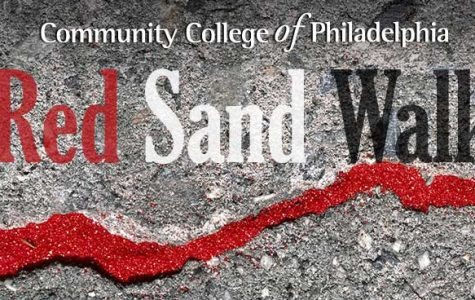 Red Sand Walk for Human Trafficking Awareness