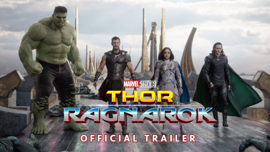 "Go to ""Movie Tavern"" and see Thor: Ragnarok"