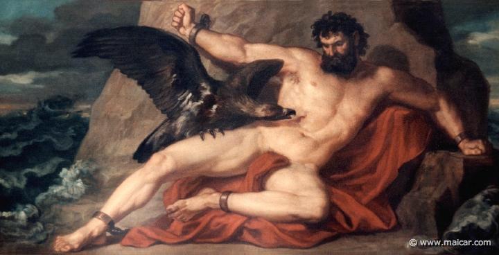 Prometheus Bound: Beyond Greek Mythology