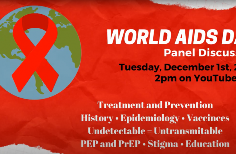 Progress and Deficits On World AIDs Day
